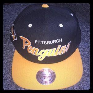 Pittsburgh Penguins SnapBack 🧢 🏒